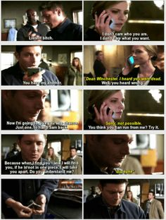 SPN 12x01: Keep Calm and Carry On -