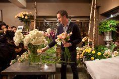 Matthew Robbins via the Flower School New York Blog, 20120201