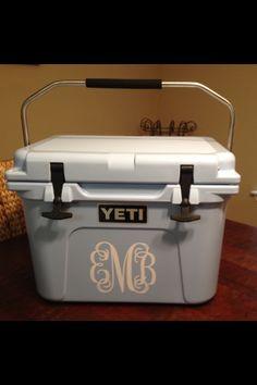 Love my Yeti Cooler