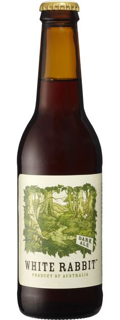 """White Rabbit: Dark Ale The only beer Sophie has """"liked"""""""