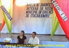 PORTAL DE ITACARAMBI: Secretaria de educação de Itacarambi realiza plane...