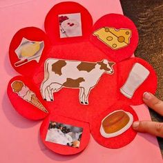 Back to Ancient Ways: Crafting Activities while making a Farm Animal Lapbook!