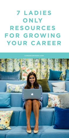 From magazines like Cherry Bomb to dating apps like Bumble to our own Hire an Expert platform, ladypreneurs are increasingly introducing resources tailored to women like them. You know, whipsmart, snarky, and just plain cool. Here are seven platforms we're currently using (and celebrating) at the Career Contessa offices. | http://CareerContessa.com