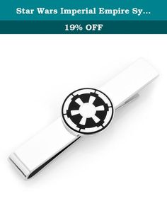 Star Wars Imperial Empire Symbol Tie Bar Novelty 2 x 0in. N0-Risk Guarantee! If for any reason you are not satisfied with your purchase, simply return them for a full Money Back Guarantee! I will refund your full purchase price to you, plus pay for return shipping!.