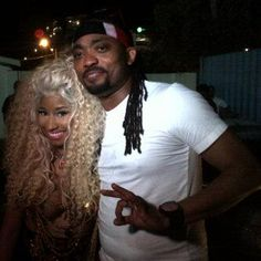 Soca King and HipHop Queen!