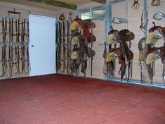 1000 Ideas About Horse Tack Rooms On Pinterest Tack
