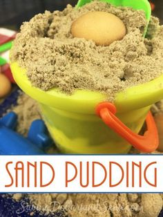 You will LOVE this super quick and easy dessert idea Sand Pudding Recipe! Take it to your next family BBQ or beach party and it'll be a hit with everyone.