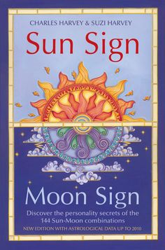 This book provides a remarkably revealing picture of your total personality, by going beyond the simple twelve Sun signs and combining them with the twelve Moon signs. Sun Sign, Moon Sign gives you a deeper insight into your own-and your friends' and family's-true personality, and leaves you truly astounded at just how accurate astrology can be! Contents: Find your Sun and Moon signs instantly with the easy-to-use tables.• Learn the characteristics of each of the 144 Sun-Moon combinations.• How Sun Sign Moon Sign, Moon Signs, Astrology Planets, Astrology Books, Human Design System, Book Signing, Cursed Child Book, Book Nooks, Sun Moon