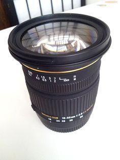 Obiektyw Sigma 18-50 mm_z2
