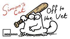 "Пользователь Simon's Cat добавил видео ""Simon's Cat Fundraising Campaign on Indiegogo!"""