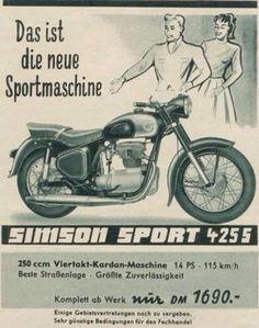 Simson Sport 425 Sport