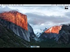 """Here is a short video showing how to take advantage of the new El Capitan feature called """"Spilt Screen"""" where you can have 2 windows placed side by side auto..."""
