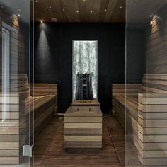 Seesteinen tunnelma kylpytiloissa - Etuovi.com Ideat & vinkit Bathtub, Bathroom, Standing Bath, Washroom, Bathtubs, Bath Tube, Full Bath, Bath, Bathrooms