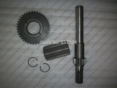 58.00$  Watch now - http://alihuy.worldwells.pw/go.php?t=1874252007 - JINMA 254  repair kit including shuttle idle gear shaft  58.00$