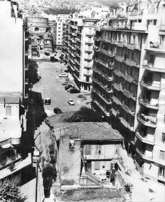 Thessaloniki, Macedonia, Nymph, Old Photos, Times Square, Beautiful Places, The Past, Places To Visit, Villa