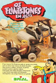 Poutz! um dos brinquedos que eu tive que eu mais brinquei! O carro do Barney  desmontava era show!