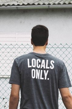 T-shirts Locals Only Nova, Local Girls, Well Dressed, My Boys, Growing Up, Style Me, Mens Fashion, Actors, Guys