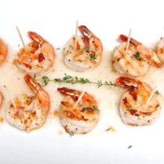 Grilled Shrimp with Habanero and Roasted Garlic Vinaigrette   Hispanic Kitchen
