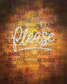 PLEASE - mixed media - juillet 2021 Mixed Media, Arabic Calligraphy, Canvases, Arabic Calligraphy Art, Mixed Media Art