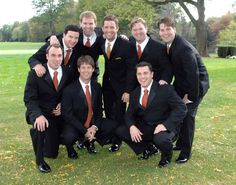 groomsmen #Autumn Wedding #fall wedding