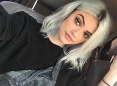 If Kylie Jenner and Lucy hale had a kid this is what it would look like.