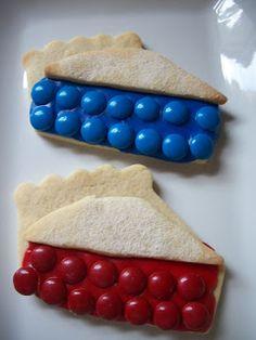TodaysMama.com - Fourth of July Pie CookieTodaysMama