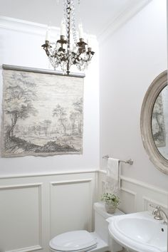 262 best powder room ideas images in 2019 rh pinterest com