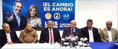 PRM exhorta votar contra la corrupción; dice Medina intervino licitacion plantas favorecer Odebrecht
