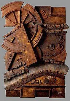 Jim Robison ceramic sculpture