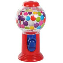 """Bulk Plastic Gum Ball Machines, 7½"""" at DollarTree.com It is a great product plus it is from a great store try it"""