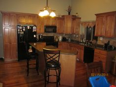 Kitchen remodel completed by QHR Kitchen Remodel, Table, Furniture, Home Decor, Tables, Home Furnishings, Interior Design, Home Interiors, Desk