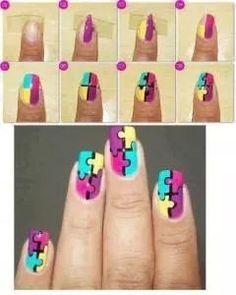 Nails :* Puzzle