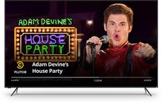 WatchFree | VIZIO Adam Devine, Tv Channels, Smart Tv, Terms Of Service, House Party, Stand Up, Movie Tv, Celebrities, Get Up