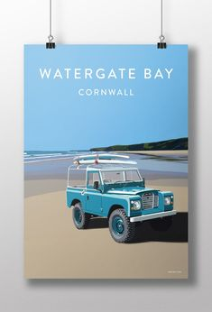 Land Rover Series 3 'Watergate Bay'