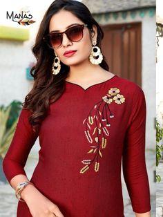 Indian Designer Wear, New Pins, Mandarin Collar, Kurtis, Silk Sarees, Work Hard, Designer Dresses, Christmas Sweaters, Pure Products