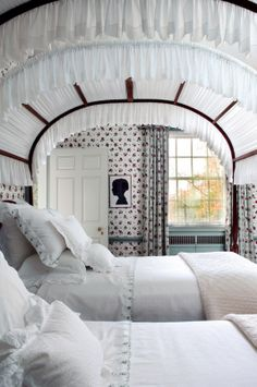 austin foster design girls 39 bedroom with twin beds and old fashioned