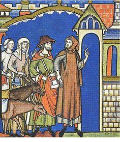 Maciejovsk Bible Northern France 1250 c.