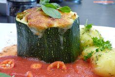 fischi`s cooking and more....: zucchinitürmchen