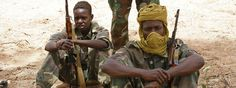 child soldiers- as young as 8 - take the guns out of their hands - sign Amnesty International petition for a bulletproof Arms Trade Treaty