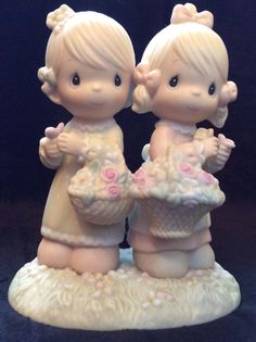 """To My Forever Friend"" Precious Moment Figurine"