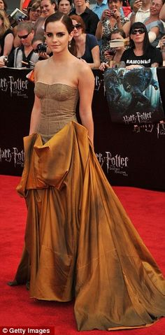 Emma Watson - Bottega Veneta - Harry Potter And The Deathly Hallows: Part 2 ~ NY Premiere