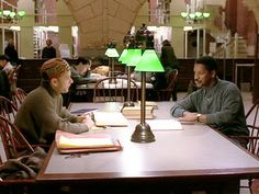 philadelphia tom hanks denzel washington library
