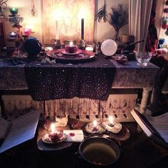 Personal Altar - WightWitch
