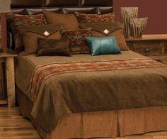 Mountain Sierra Bedding Collection