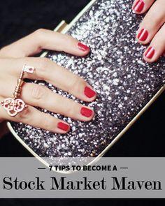 7 Tips to Become a Stock Market Maven #levoleague #money #finance