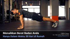 Program Fitness - Menaikkan Berat Badan Anda Hanya Dalam Waktu 30 hari di rumah.  http://grosirbajupriamurah.com/tips-trik-cara/menambah-berat-badan