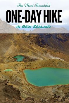 The most beautiful one day hike in NZ!