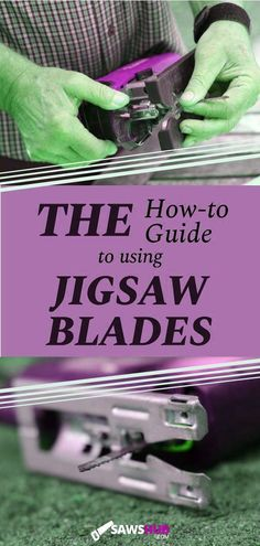 Woodworking Projects Furniture Learn all about jigsaw blades and how effective they are for cutting a variety of material from lumber to wood to metal to plastic to plexiglass. See whether you need a T shank or U shank blade for your next DIY project. #sawshub #DIY #howto #guide #home.Woodworking Projects Furniture  Learn all about jigsaw blades and how effective they are for cutting a variety of material from lumber to wood to metal to plastic to plexiglass. See whether you need a T shank… Woodworking Tools For Beginners, Awesome Woodworking Ideas, Woodworking Shop Layout, Green Woodworking, Unique Woodworking, Japanese Woodworking, Woodworking Projects That Sell, Router Woodworking, Shank
