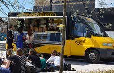 Bügelski Deli Goodbye burgers, hello to a food truck specialising in bagels.