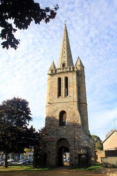 France - Paimpol, church